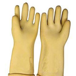 Vidyut Electrical 11kva Rubber Gloves