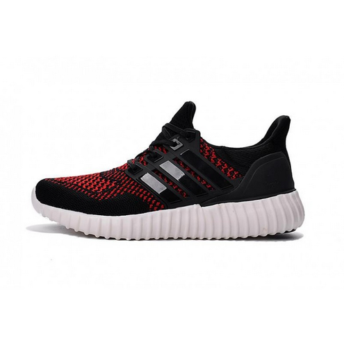 Adidas Yeezy Ultra Boost Black Red Shoes