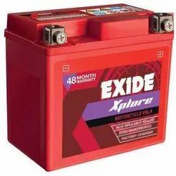 Exide Xplore XLTZ9 12V 8 AH VRLA Bike Battery