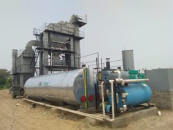 Fully Automatic  120  TPH Asphalt Batch Mix Plant