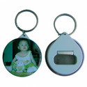 44mm Bottle Opener Keyring