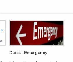 Dental Emergency Treatment Service