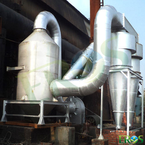 Air Pollution Control Equipment For Steel Re Rolling Mills