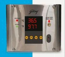 Covid 19 Temperature Machine