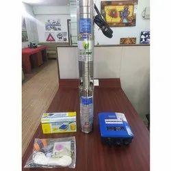 Solar bldc Submersible Pump
