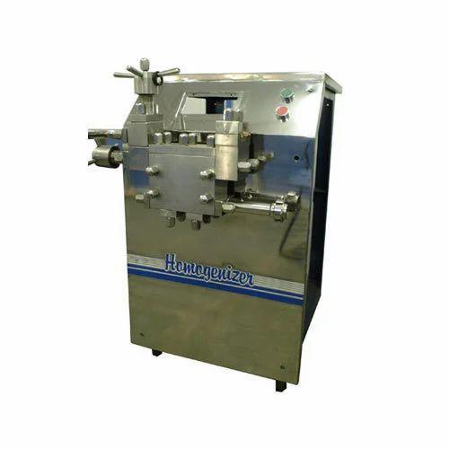 Ice Cream Freezer india and Ice Cream Homogenizer in india Exporter