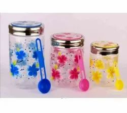 Royal Rio Fancy Jar 83 Small 550ml (3pcs Set)