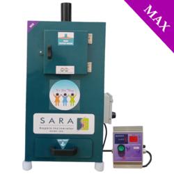 Automatic Electric Sanitary Napkin Incinerator Machine