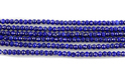 Lapiz Lazuli Micro Round Faceted Beads