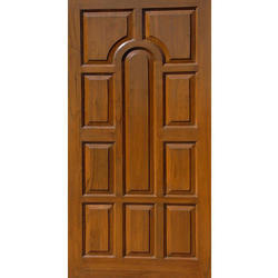 Brown Teak Doors
