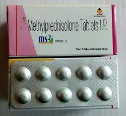 Methylprednisolone 4 mg, 8 mg &16 mg
