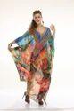 Silk Georgette Digital Printed Kaftan