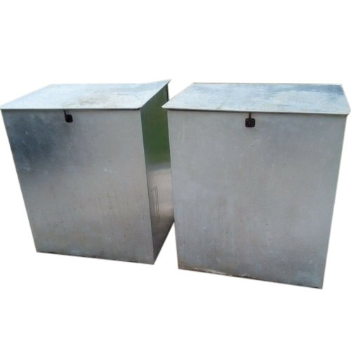 Galvanized Steel Storage Container, Galvanised Storage Container