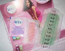 Veet Wax Strip Veet Waxing Strips Latest Price Dealers Retailers In India