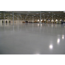 ESD Epoxy Flooring, Thickness: 2 mm