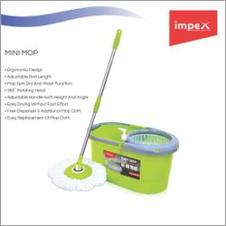 Iron Mini Mop for Hotel/Restaurant