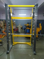 Counter Balanced Smith Machine