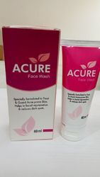Acure Face Wash, Packaging Size: 60 Ml