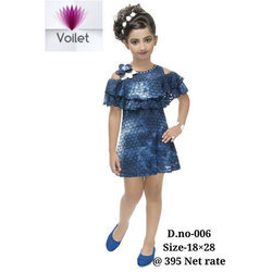 18X28 Girls Dress