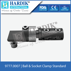 Standard Ball & Socket Clamp