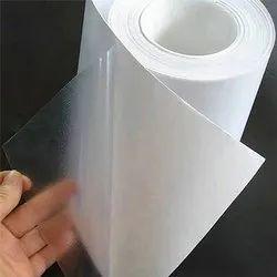 Pvc Transparent Sticker Sheet