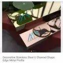 MSI Brand Custom Stainless Steel Profiles