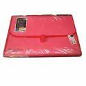 Pink Botton File Folder