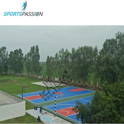 Sports and Safety Surfacing Outdoor