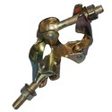 Yellow Plated Pressed Fix Coupler