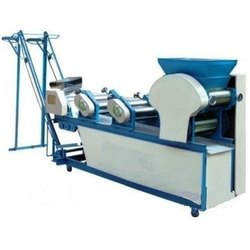 Semi Automatic Noodles Making Machine