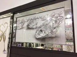 Mirror Frames Wall Art