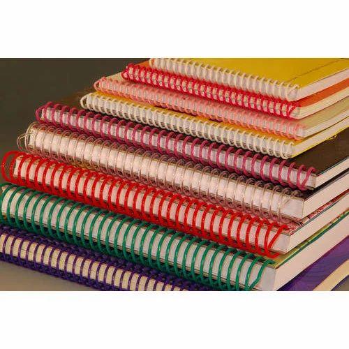 Paper Spiral Binding