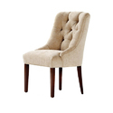 Wood White Time Dining Chair, For Home