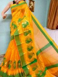 No 1 Banarasi Handloom Saree
