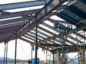 Steel Structural Fabrication Service