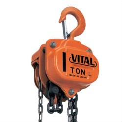 2 Ton Vital Chain Block/ Vital Chain Hoist With Japan Technology