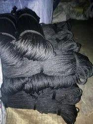 Black Polyester dori