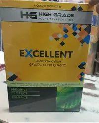High Grade Lamination Pouch A4