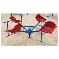Plastic Chair Merry Go Round