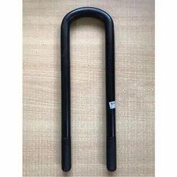 Mild Steel Industrial U Bolt, Thickness: 5-8 Mm
