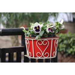 MS Railing Planter