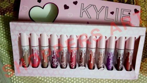 Lipsticks - Huda Beauty The Large Edition Liquid Matte Minis - Set of 4 Wholesaler from Delhi