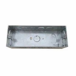 Galvanized Iron Modular Electrical Box