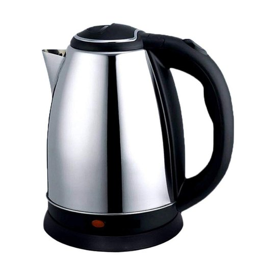 2.0-Liter Electric Kettle (Silver) - electric kettle 2 litre