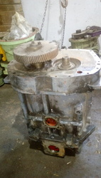 Screw Element Reconditioning Services
