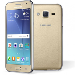 Grey And Black Samsung  Galaxy  J2
