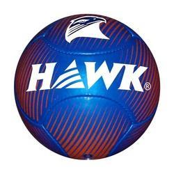 PVC Hawk Classic 6 Panel Soccer Ball