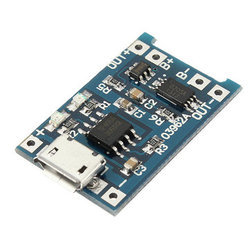 lithium Battery Charging Module TP 4056 Micro USB with Protection