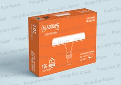 T Bulb Packaging Box
