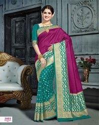 Elegant Art Silk Saree